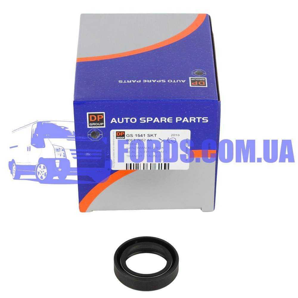 Ford 1590441. Сальник хвостовика КПП FORD TRANSIT/SIERRA/SCORPIO 1985-1991 (34.92X49.8X12.7) SKT