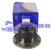 YC1W1109BB Ступица задняя FORD TRANSIT 2000-2006 (DOUBLE WHEEL) DP GROUP