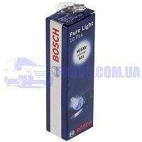 81AG13465AA Автолампа W5W (12В 5Вт W2,1X9,5D Pure Light) BOSCH