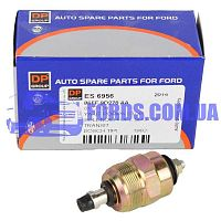 86FF9D278AA Клапан ТНВД BOSCH FORD TRANSIT 1985-2000 (2.5DI) DP GROUP