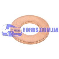 2S6Q6734AA Прокладка поддона FORD FIESTA/FOCUS/MONDEO (1.4TDCI/1.6TDCI D=10MM) ORIGINAL