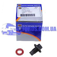 97JM6730BA Болт слива масла FORD ALL (M14X1.5MM) DP GROUP