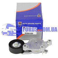 6M5Q6A228DA Натяжитель ремня FORD FOCUS/C-MAX/FIESTA 2004-2011 (1.4TDCI/1.6TDCI) DP GROUP