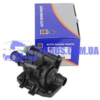 2S6Q8A586AD Корпус термостата FORD FIESTA 2001-2010 (1.4 TDCI) DP GROUP
