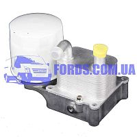 2M5Q6B624BD Радиатор масляный FORD CONNECT/FOCUS/FIESTA/MONDEO 2000-2014 (1.8TDCI) DP GROUP