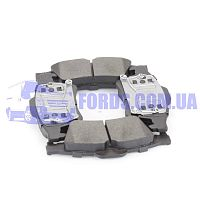2T142M008AA Колодки тормозные задние FORD CONNECT 2002-2013 (Диск) ABE