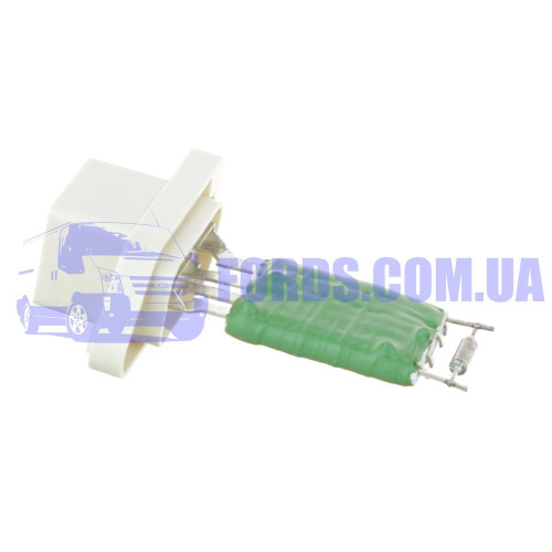 1855157 Резистор отопителя FORD FOCUS/C-MAX/FIESTAMONDEO/KUGA 2001- DP GROUP