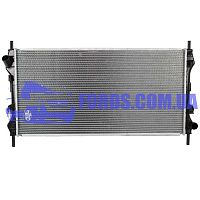 ME1C1H8005JE Радиатор двигателя FORD TRANSIT 2000-2006 (2.0TDCI) DP GROUP
