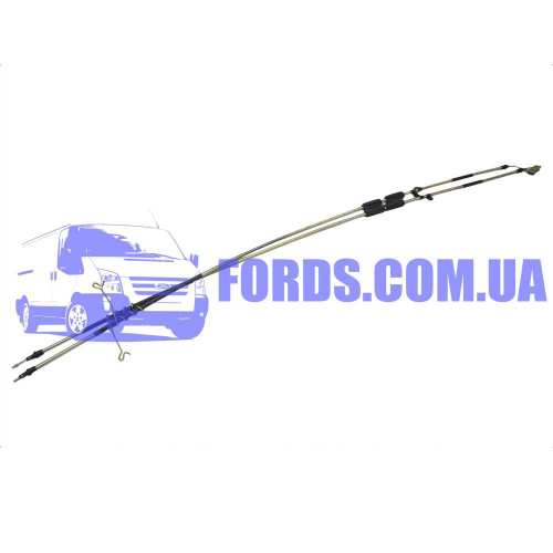 5135370 Трос ручника FORD CONNECT 2002-2013 (+ABS/LONG BASE/DISK) DP GROUP