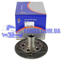 6C111104AD Ступица передняя FORD TRANSIT 2006-2014 (SINGLE WHEEL) DP GROUP