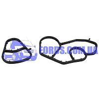 2S6Q6A728AA Прокладка теплообменника FORD FIESTA/FOCUS/MONDEO/CONNECT 2001- (1.4TDCI/1.6TDCI) DP GROUP