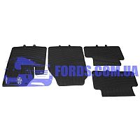 2T1413010A1A Коврики резиновые FORD CONNECT 2002-2013 (4ШТ) DP GROUP