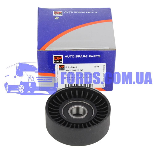 6992642 Ролик ремня FORD TRANSIT 1994-2000 DP GROUP