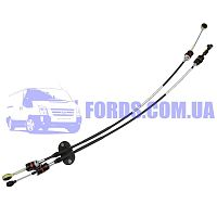 BT1R7E395AB Трос кулисы FORD CONNECT 2004-2013 ECEM