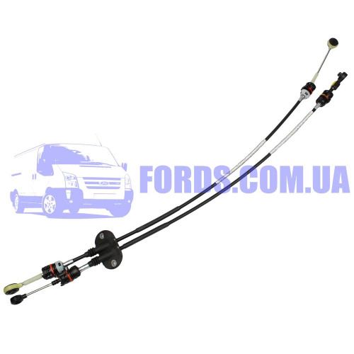 1764202 Трос кулисы FORD CONNECT 2002-2013 ECEM