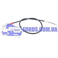 6C112A635AE Трос ручника FORD TRANSIT 2006-2014 (Правый) DP GROUP