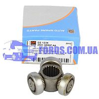 2S613W007AA Тришип ШРУСа FORD FIESTA/FUSION 2001-2012 (D=30MM/Z=20/Di=22MM 1.4TDCI ) DP GROUP