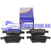 2T142M008AA Колодки тормозные задние  FORD CONNECT 2002-2013 (Диск) DP GROUP