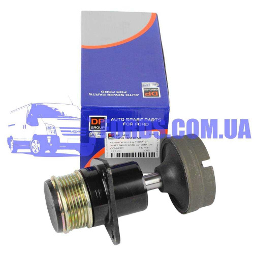 1477441 Вал генератора FORD CONNECT/FOCUS/MONDEO 2002-2013 (1.8TDCI) DP GROUP