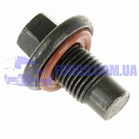 97JM6730BA Болт слива масла FORD ALL (M14X1.5MM) STANDART
