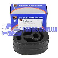 81AB5A262AC Подушка глушителя FORD TRANSIT/FIESTA/ESCORT/SIERRA/SCORPIO 1988-1994 (2.5DI) DP GROUP