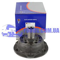6C161104BC Ступица передняя FORD TRANSIT 2006- (DOUBLE WHEEL) DP GROUP