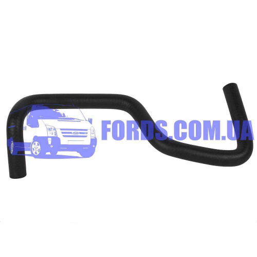 4513454 Патрубок EGR FORD CONNECT 2002-2006 (1.8TDCI) DP GROUP
