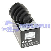 2T144A084AA Пыльник ШРУСа наружного FORD CONNECT/MONDEO/S-MAX/GALAX 2002-2013 (90PS/110PS Ø27/90MM) ECEM