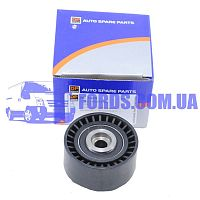 2T1Q19A216BB Ролик ремня FORD CONNECT 2002-2013 (1.8TDCI D=60MM Пластик) DP GROUP