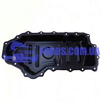 YS6Q6675AF Поддон двигателя FORD CONNECT/FOCUS/MONDEO/FIESTA 1998-2013 (1.8TDCi) DP GROUP