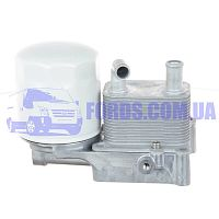 2M5Q6B624BD Радиатор масляный FORD CONNECT/FOCUS/FIESTA/MONDEO 2000-2014 (1.8TDCI) VEKA