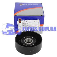 YS4E19A216AA Ролик ремня FORD ESCORT/FIESTA/FOCUS (ZETEC D=70 H=25MM Металл) DP GROUP