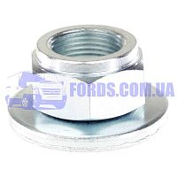 6S433B477AA Гайка ступицы передней FORD CONNECT/FOCUS/MONDEO/KUGA 2002-2013 STANDART