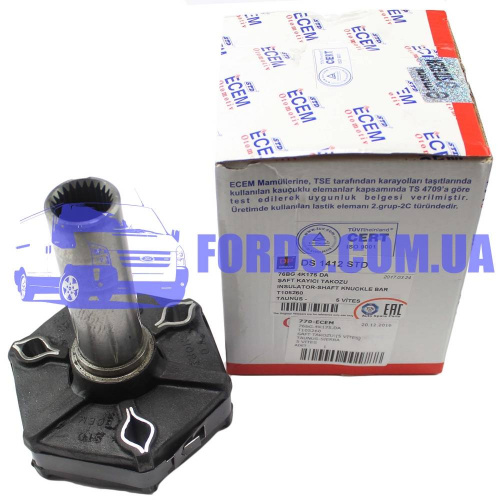 T105260 Муфта кардана FORD SIERRA 1982-1993 (35MM 25 Шл.) ECEM