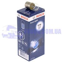 81AG13466BA Автолампа R5W (12В 5Вт BA15S Pure Light) BOSCH
