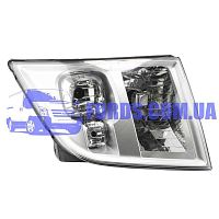 6C1113W030DF Фара FORD TRANSIT 2006-2011 (Левая ELECTRICAL) DP GROUP