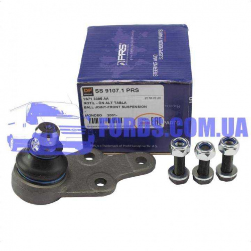 1S713395AA Шаровая опора FORD MONDEO 2000-2007 (21MM) PRS